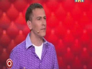 Олег Есенин отличный пародист