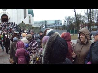 8 04 2012 г Калининград Вербное Воскресение