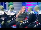 Квн 2012 В.Л. Инопланетяне похитили человека ( Триод и Диод )
