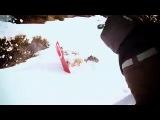 Raider Torstein Horgmo and DC team - Les Houches, Haute Savoi, Franch Alps.