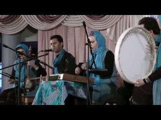 Выступление Иранского музыкального ансамбля
