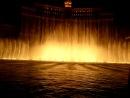 Танцующий фонтан BELLAJIO в Лас-Вегасе