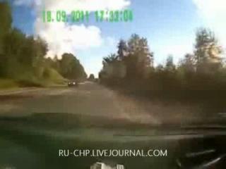 Подборка аварий и происшествий за сентябрь 2011 года.