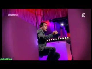 Jean Dujardin chez Fredo Taddeï (CSOJ)
