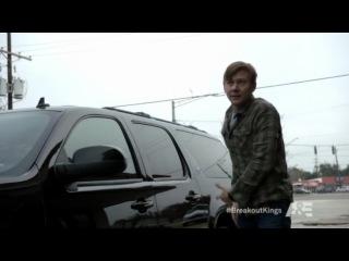 Короли Побега / Breakout Kings (сезон 2) серия 6 Шадинский