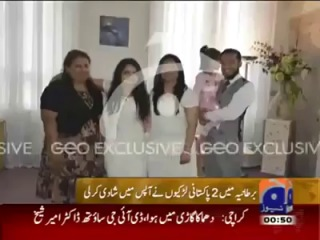 Two British Pakistani Lesbians Got Married Exclusive Video
