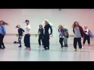 Наш танец под - 'Judas' Lady Gaga