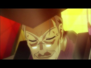 Kyoukai Senjou no Horizon / Горизонт посреди пустоты - 1 сезон 5 серия [Eladiel & JAM]