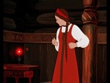 Союзмультфильм - Аленький цветочек (по сказке С.Т.Аксакова) (1952)