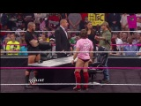 WWE Monday Night RAW 21.10.2013 Triple H and Shawn Michaels don't see eye-to-eye