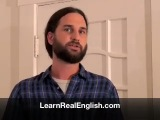 Learn real english rule 2 :)