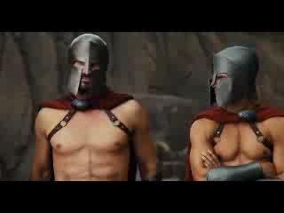 Знакомство со спартанцами - Танец