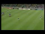 Гол Роберто Карлоса в ворота сборной Франции