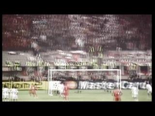Финал Лиги Чемпионов  (2005 год) Милан - Ливерпуль (Один из лучших матчей в истории футбола)