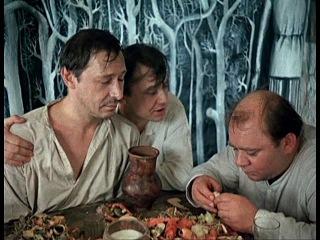 """Разговор о театре (фрагмент из фильма """"гори, гори, моя звезда"""" (1969)"""