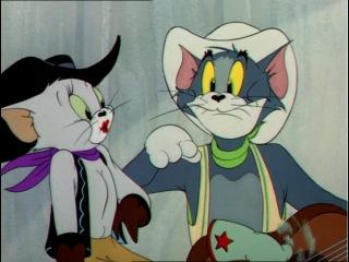 Том и Джерри 3 сезон 9 серия (Том-техасец)