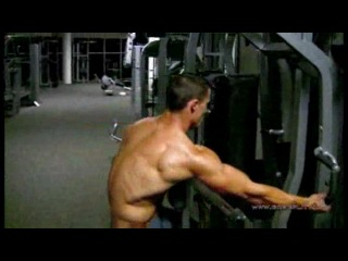 Greg's Workout - Back I