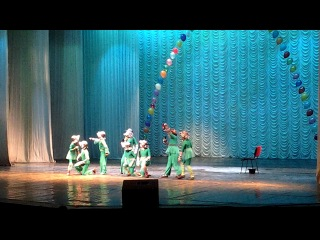 Веселая  семейка Детский Музыкальный Театр  КАНТАБИЛЕ