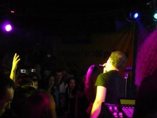 С концерта Анималов 2011 Пепел