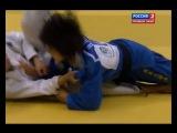 новая чемпионка мира по дзюдо из Монголии