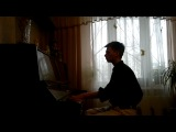 Taio Cruz feat. Kylie Minogue - Higher (my piano cover)