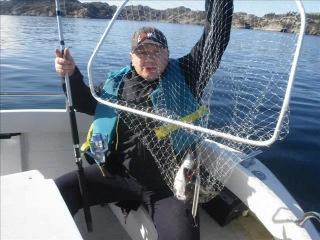 Прощайте, скалистые горы... Норвегия 2012, рыбалка с катера.