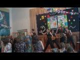 НГ в Каргино танец Фаина часть 2
