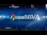 Ла Лига. 24-й тур. Реал - Расинг 4-0 (1 тайм)