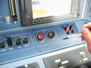 Запуск дизеля тепловоза ТЭП70БС