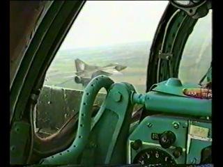 Полёты МиГ-23 из состава 894-го ИАП(аэродром Озёрное в Житомирской обл.)