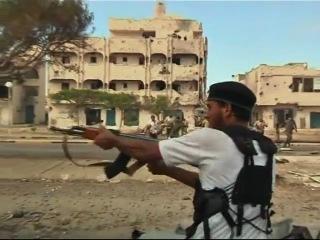 Реакция Вассермана на гибель (?) полковника Каддафи