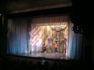 ♛_Jump Energy _♛ и девчёнки с новика Розы  выступление №7  14.01.2012