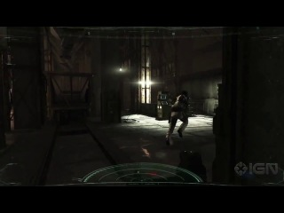 Splinter Cell Blacklist - Spies vs. Mercs Reveal Trailer