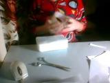как сделать сундук для вещей куклы