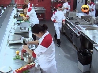 Адская Кухня 2 ( конкурс ЯЙЦО-Пашот ) 15 выпуск сегодня в группе ФИНАЛ