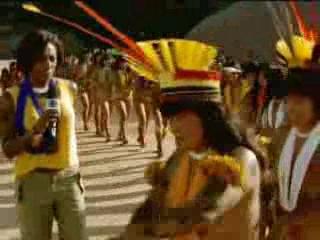 Indians from Xingu River / Индейцы с реки Xingu [Vol. 2]