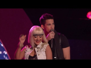 Christina Aguilera - Let There Be Love (Live The Voice 2012)