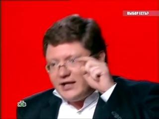 Скандал на НТВ Жириновский в ярости на журналиста