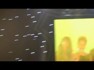 [FANCAM] 09.10.11 Closing Song @ KBS Free Concert - Overpeck Park