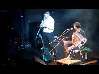 Игорь Растеряев, концерт 15/10/2011, Питер (Раковка)