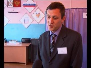Выборы в с. Ельничное.