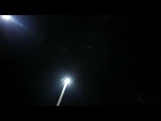 крутое видео с мячами и фейерверками