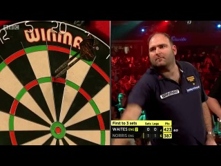 Scott Waites vs Alan Norris (BDO World Darts Championship 2014 / Round 1)