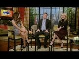 Kate Beckinsale @ Live!With Kelly