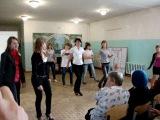 Часть танца девочек шк.№3 под песню