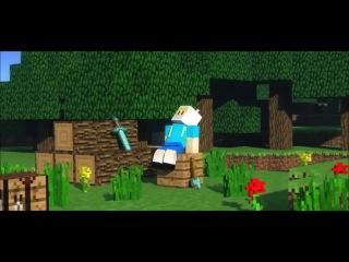 ••°• ●Топ 25 Музыкальных Клипов Minecraft За 2012 Год !!!