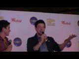 Cory Monteith- Glee in Sydney Australia