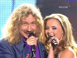 Игорь Николаев и Юлия Проскурякова - СМС / SMS (канал Россия)