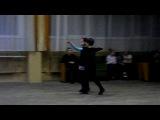 Репетиция детской группы ансамбля Багратиони (Воронеж)