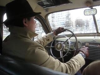 Краткая История ГАЗ-М20В Победа » Freewka.com - Смотреть онлайн в хорощем качестве